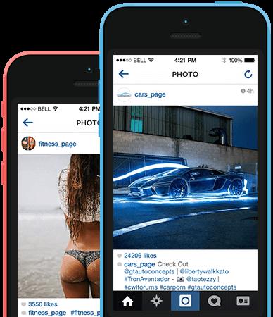 Buy an Instagram Influencer Promotion at buysellshoutouts.com Instagram Shoutout Network