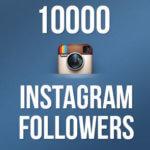 10000 Instagram Followers on buysellshoutouts.com