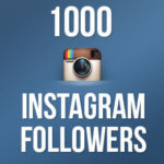 1000 Instagram Followers from buysellshoutouts.com