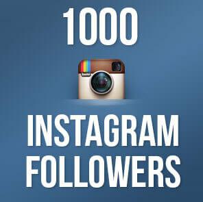 1000 Instagram Followers from buysellshoutouts.com