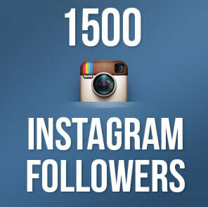 1500 Instagram Followers from buysellshoutouts.com