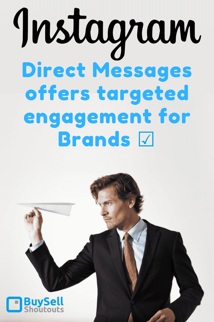Instagram Direct Messages offer targeted engagement for Brands, it offers unlimited opportunities for engaging with followers.