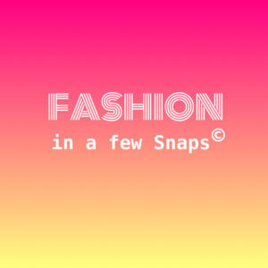 instagram account fashion in a few snaps profile photo