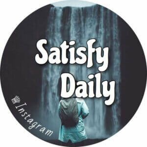 shoutout on satisfy-daily