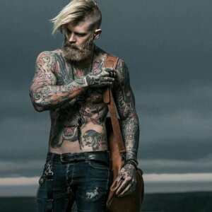 @Tatts.Nation - We are a tattoo page we have over 84k+ followers with really good engagement rate, we do Shoutouts for tattoo artists - tattoo models and convenient brands.