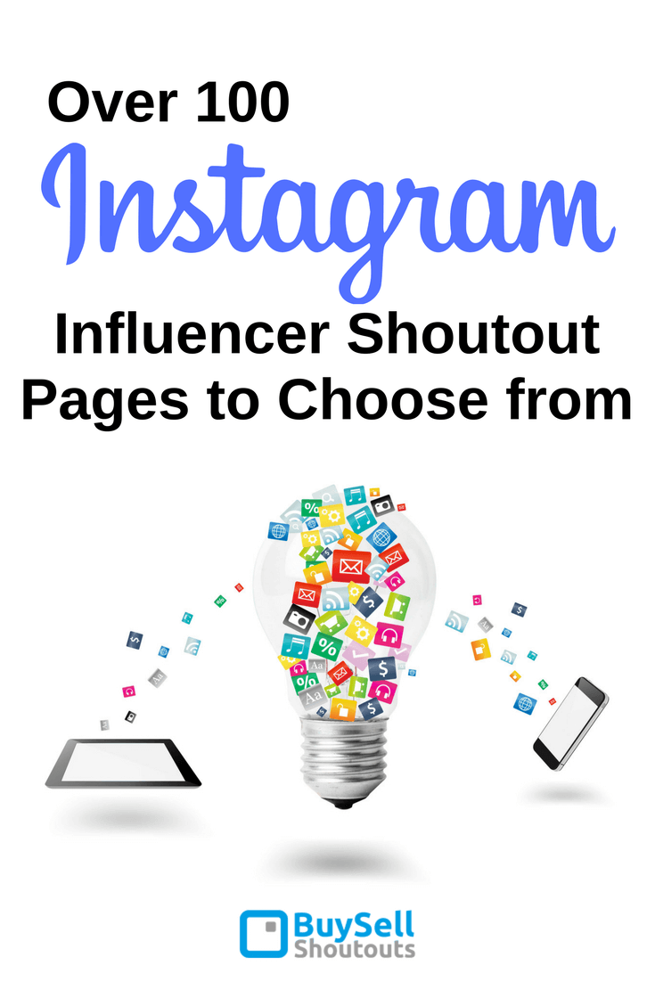 Over-100-Instagram-Influencer-Shoutout-Pages-to-Choose-from Over 100 Instagram Influencer Shoutout Pages to Choose from %shoutout