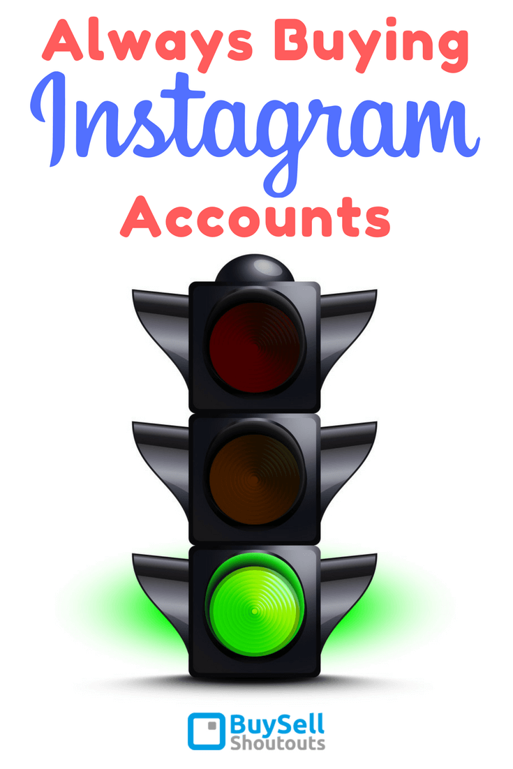 Do you own an Instagram account? Well, are they any good? Do you have lots of followers, likes on the posts and a good value too? Well, then it is time that you sell that account to someone who is Buying Instagram Accounts.