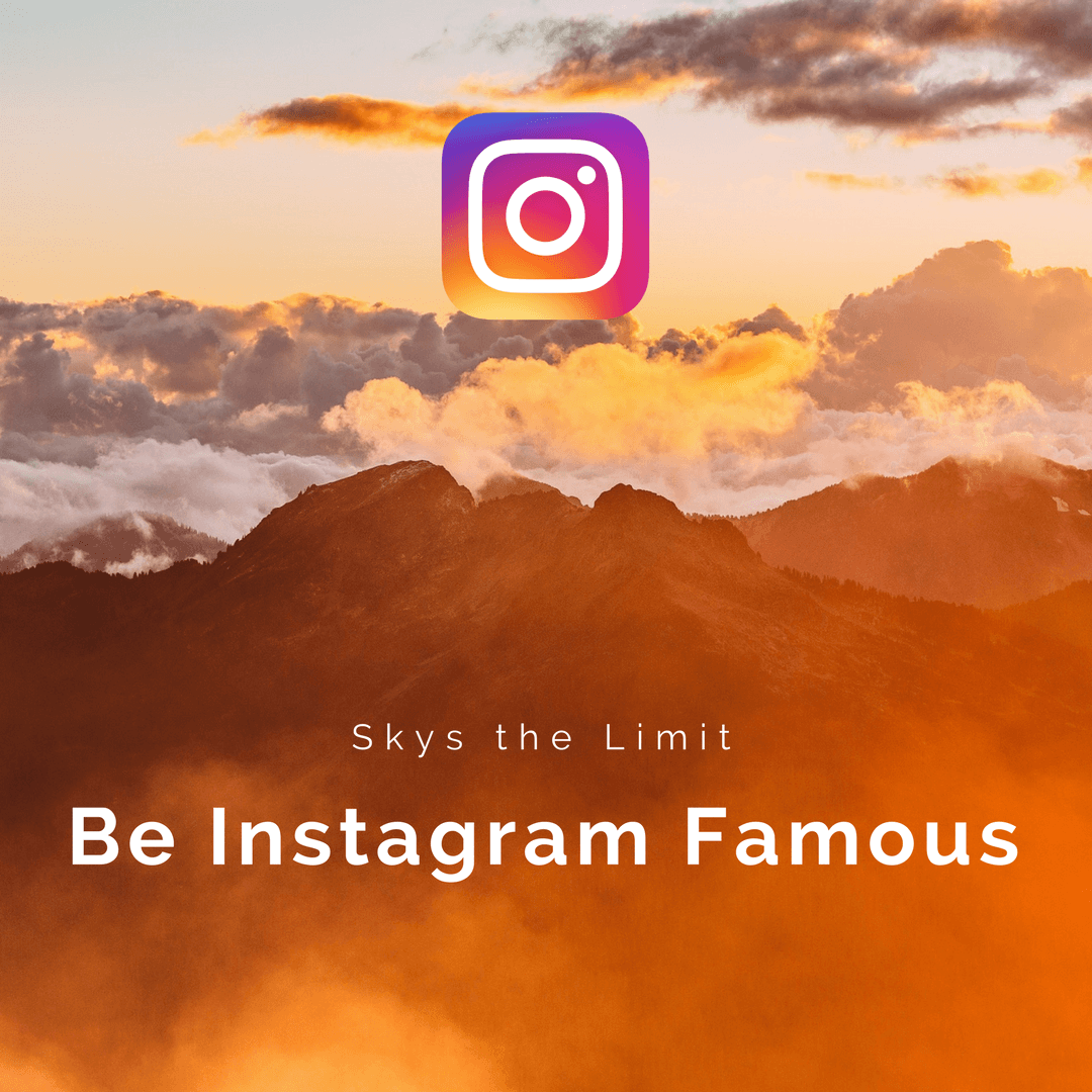 Are you Ready to Be Instagram Famous. Insta Authentic™ Followers plans and executes a professional Social Media marketing program with Targeted Niche Contact Campaigns customized just for you.