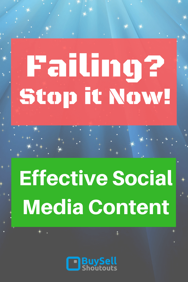 Steps to Writing Effective Social Media Content
