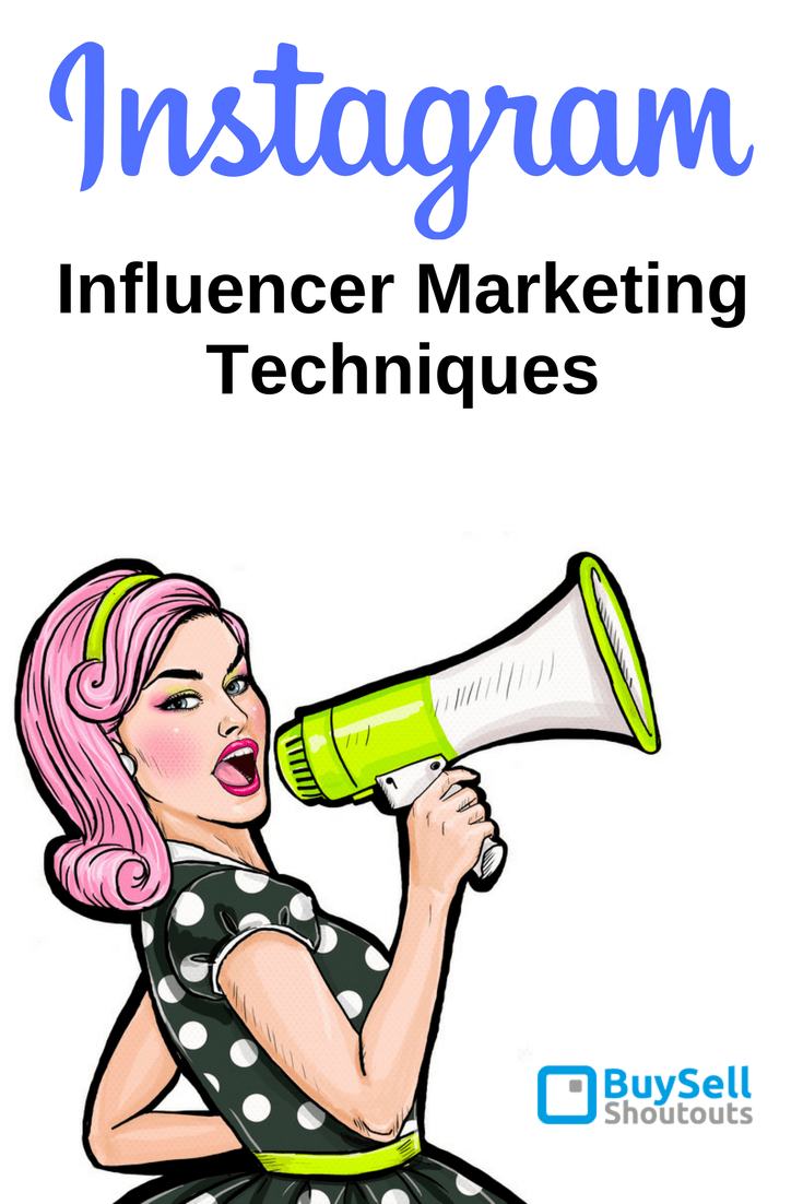 Influencer Marketing Techniques