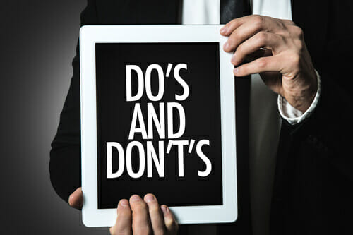 Depositphotos_129534878_s-2015 Social Media Marketing Do's & Don'ts %shoutout