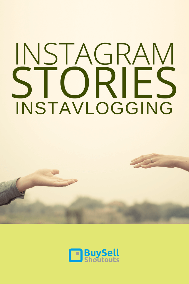 Instavlogging Instavlogging - The power of Instagram's bite-sized content %shoutout