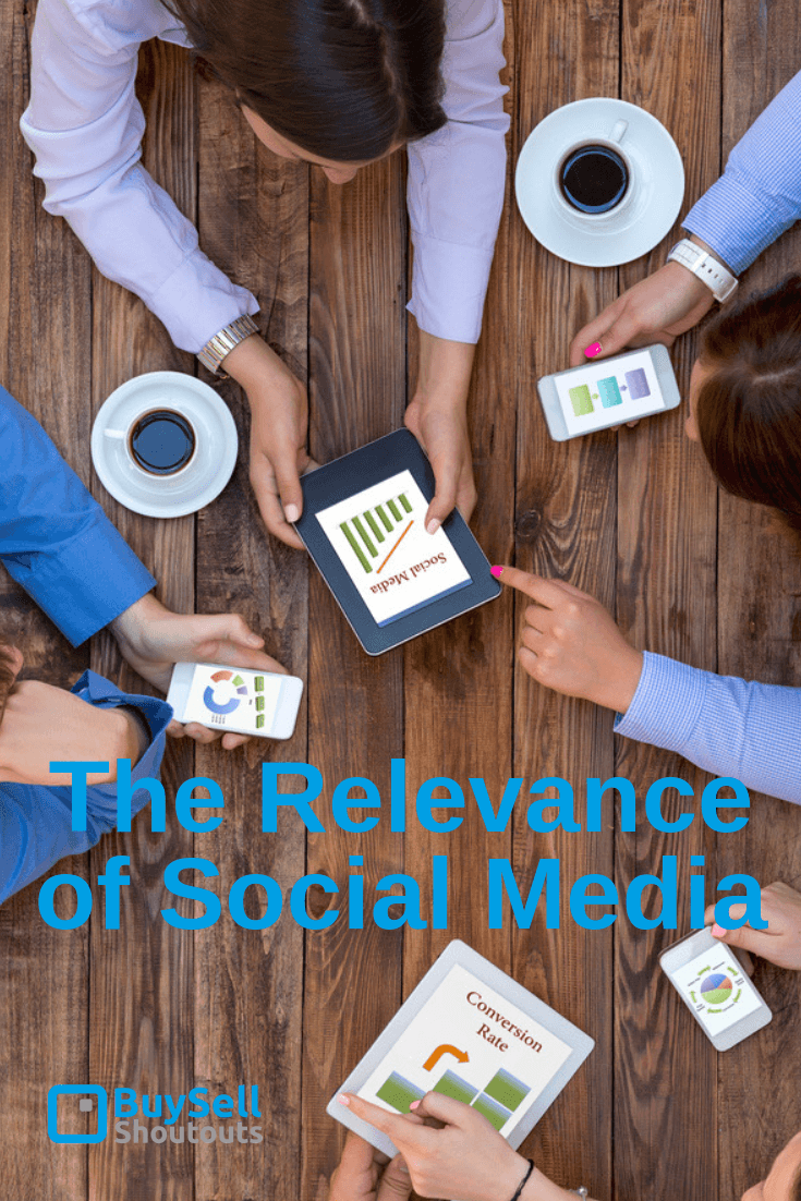 The-Relevance-of-Social-Media-in-the-Modern-Business-World The Relevance of Social Media in the Modern Business World %shoutout