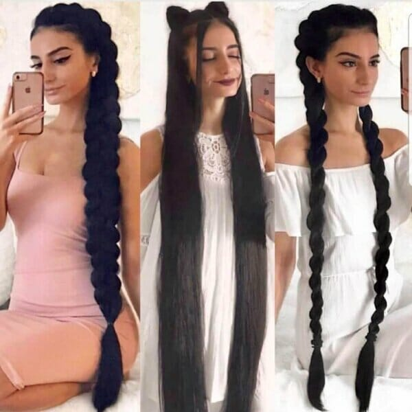 Shoutout – @The.Longest.Hair