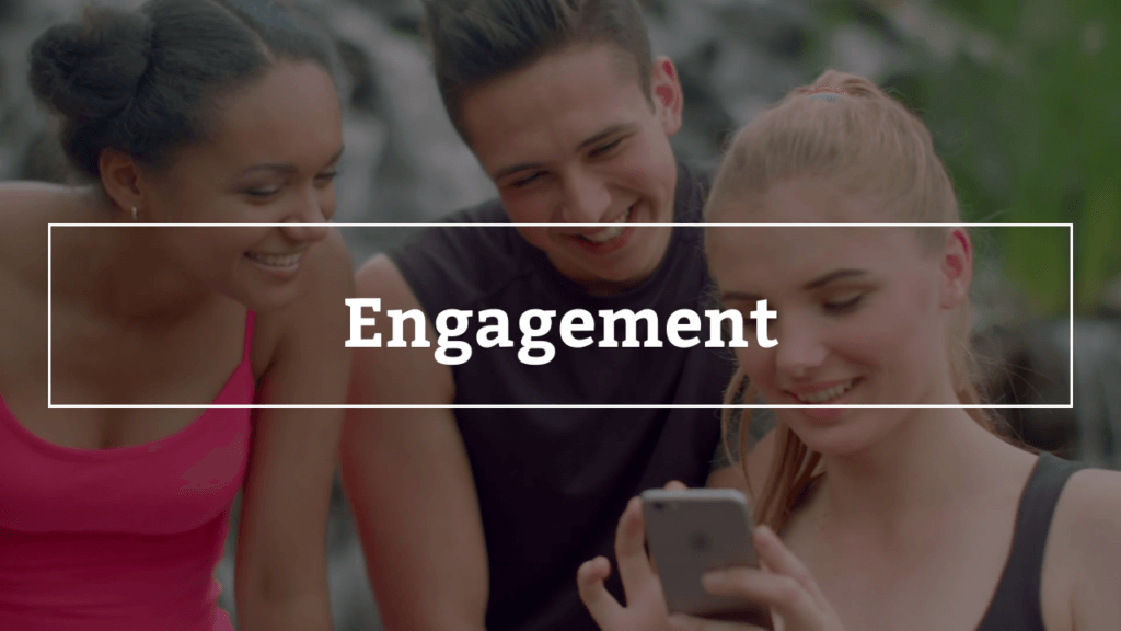 use engagement to gain instagram fame