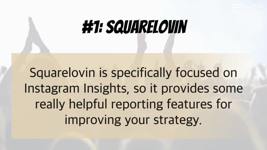 Why Instagram Analytics Matter - #1 Squarelovin