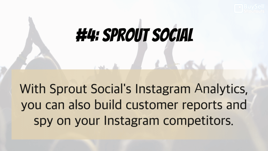 Why Instagram Analytics Matter - #4 Social Sprout