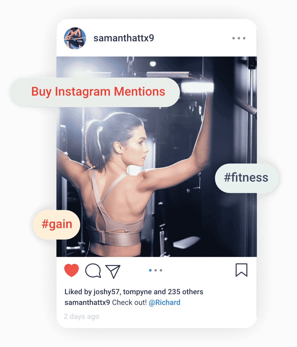 image of buysellshoutouts instagram mentions service